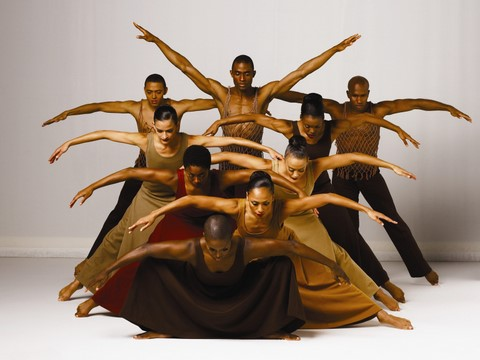 Alvin Ailey- Revelations