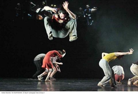 Hofesh Shechter-  Tel Aviv Dance. 08-           חופש שכטר, תל אביב דאנס