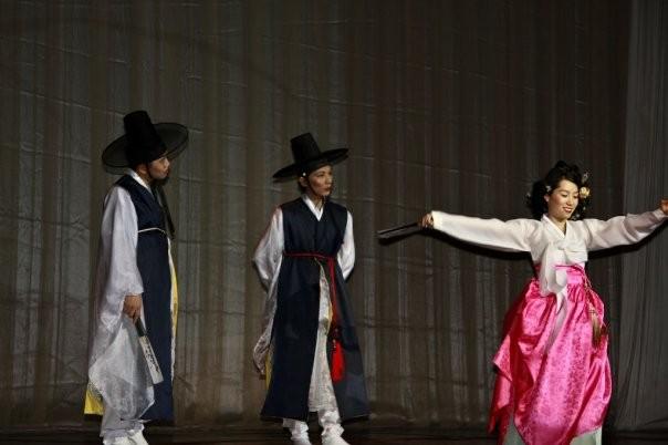 Soun company- korean dance in st. petersburg
