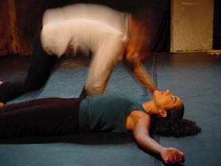 dancer/choreographer Karima Mansour, Kairo