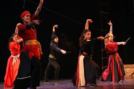 Sareyyet dance company