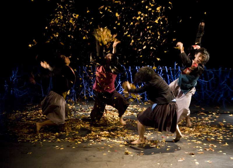korean dance company at ramallah dance festival 09