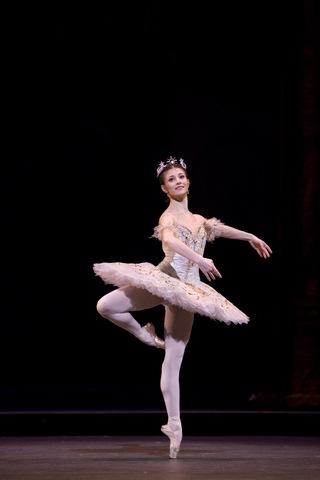 sleeping beauty- royal ballet