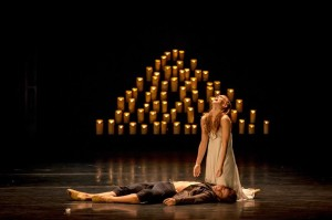 zurich ballet romeo&Jul. couple dying