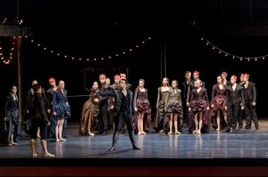 zurich ballet romeo&Jul. group