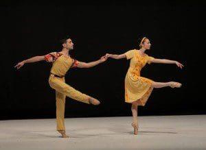 nes ziona ballet, eli lazar 1