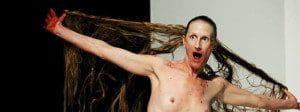 david vampach, 'veine' 2015, dancer tamar shelef