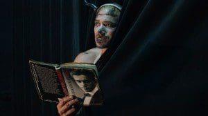 arthur estman, klipa, afternoon of a faun, as a devil 2015