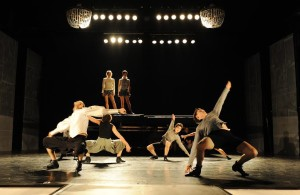 wee d.company, romeo & julia with contraptions 2015, group