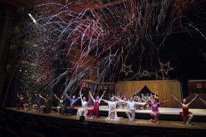 monte carlo ballet nutcracker company,  finale  photo alice blangero