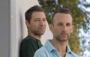 yossi berg and oded graf, portraits 2017