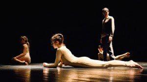 roy assaf, 2 ats for the blind 333, belly on floor, dganit artman