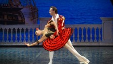 russian ballet D. Kishot duo 2017